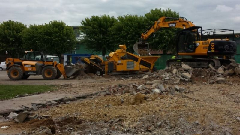 A.R.T Demolition at Brownhills.: Swipe To View More Images