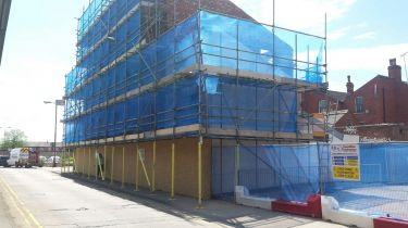 Asbestos Removal and Demolition - Watson's Yard - Lincoln
