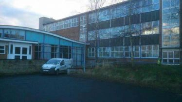 Asbestos Removal and Demolition - Aveland School - Billingborough