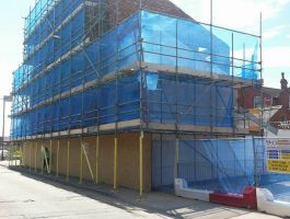 New project in Lincoln city centre.: Click Here To View Larger Image
