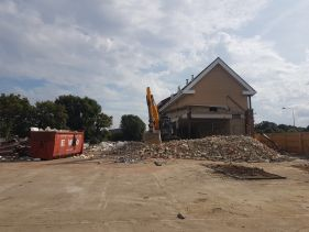 Demolition of the Former Co-op - Colchester
